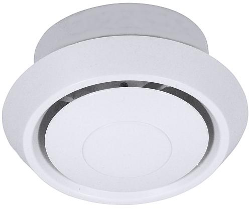 Deckenventil 100 125 150 mm Tellerventil Abluft Ventil Luftauslass Deckenventil